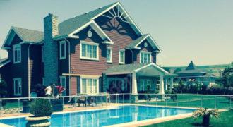 Sunflower Karaağaç 6+2 Satılık Müstakil Ev